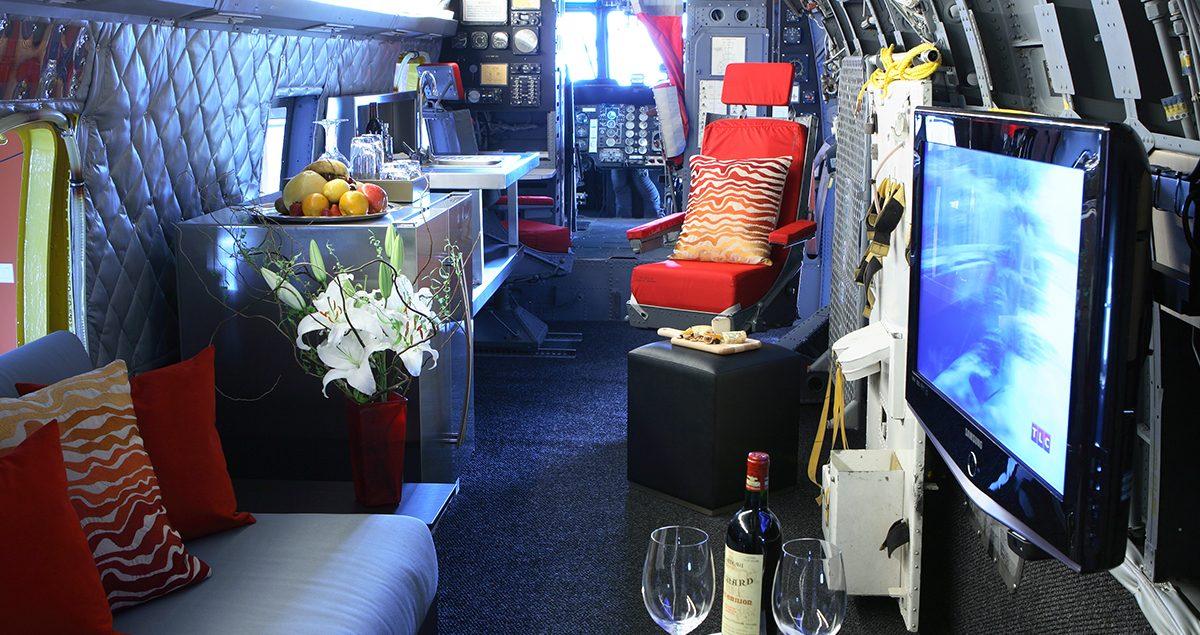 Winvian Helikopter Motel 1