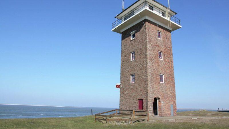 Kuestenwachturm-Huisduinen