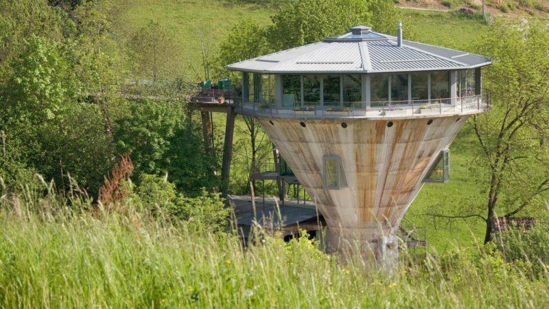 Bergwerksilo-Herznach